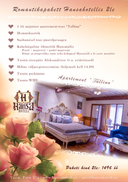Romantikapakett2020_Tallinn